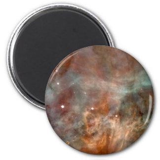 Carina nebulae in space NASA Fridge Magnet