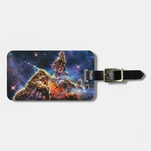 Carina Nebulae Luggage Tags