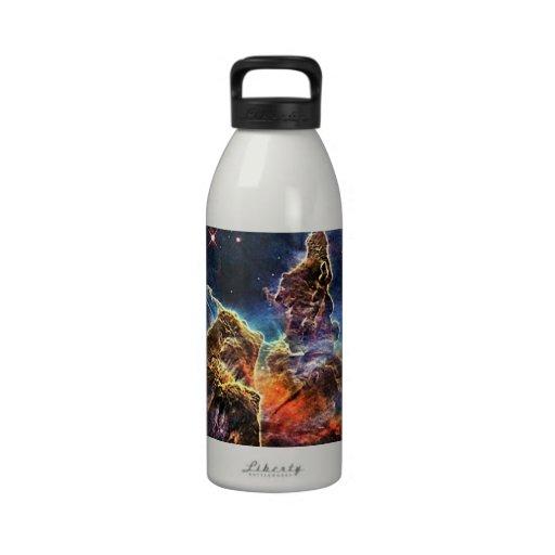 Carina Nebulae Water Bottles