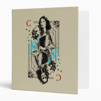 Carina Smyth - Fearsomely Beautiful 3 Ring Binder