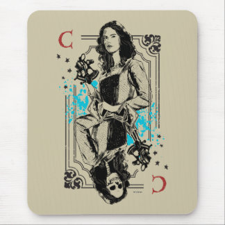 Carina Smyth - Fearsomely Beautiful Mouse Pad
