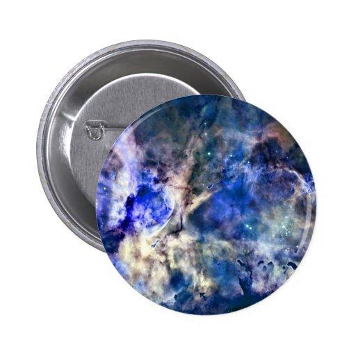 Carinae Nebula Pinback Buttons