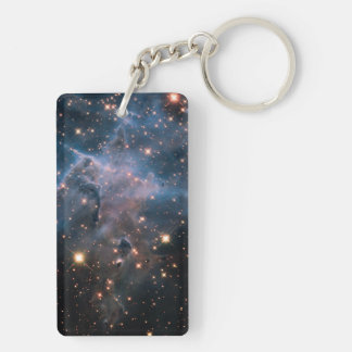 Carina's 'Mystic Mountain' in Infrared Keychain