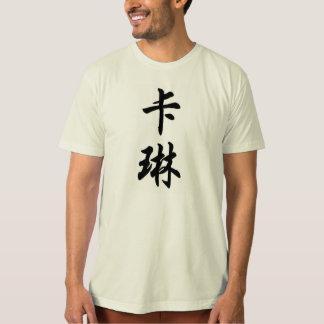 carine tee shirt