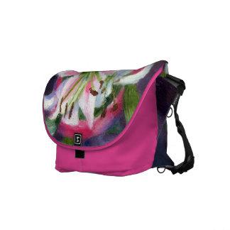 Caring aceo Messenger Bag