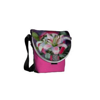 Caring aceo Mini Messenger Bag