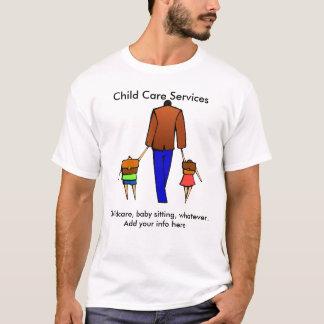 Caring For Children T-Shirt