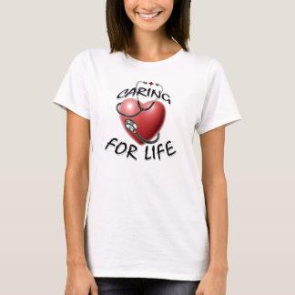 Caring For Life Nurse Shirt
