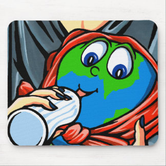 Caring for Mother Earth Mousepads