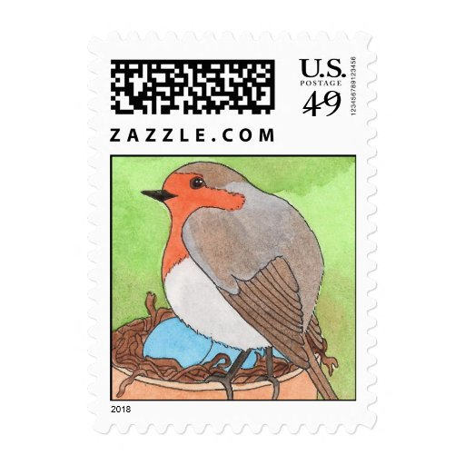 Caring for the Future Postage Stamps