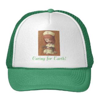Caring Trucker Hat