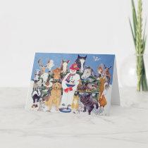 Caring Holiday Card