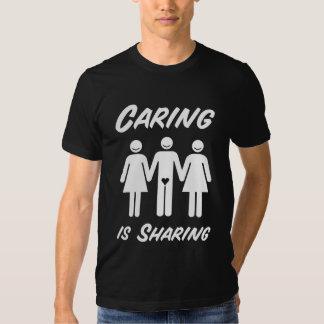 Caring Is Sharing Shirt