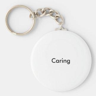 Caring keychain