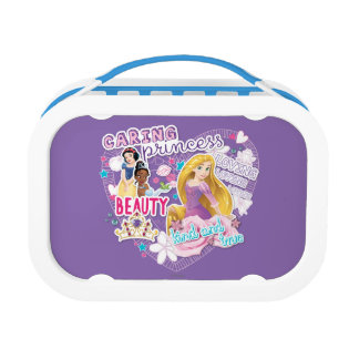 Caring Princess Lunchbox
