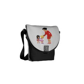 Caring Teacher Courier Bag