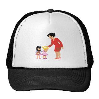 Caring Teacher Trucker Hat