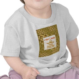 CARINGChallanging carismático personalidad BARA Camisetas