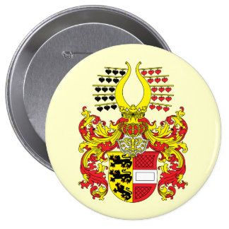 carinthia19c, Austria 4 Inch Round Button