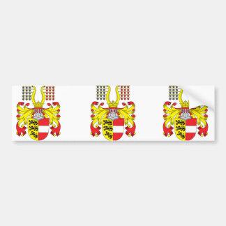 carinthia, Austria Car Bumper Sticker