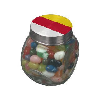 Carinthia Jelly Belly Candy Jar