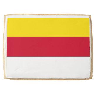 Carinthia Flag Jumbo Cookie