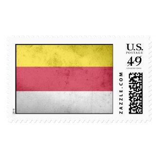 Carinthia Flag Stamp