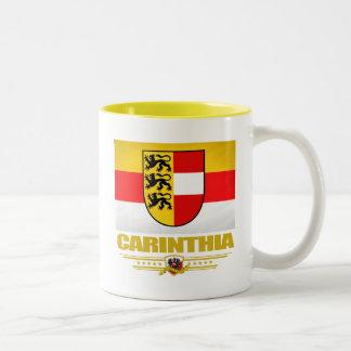 Carinthia (Karnten) Taza Dos Tonos