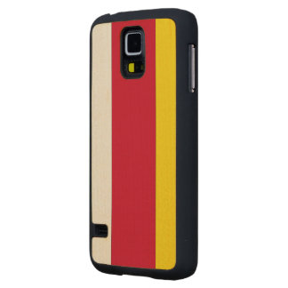 Carinthia Carved® Maple Galaxy S5 Case