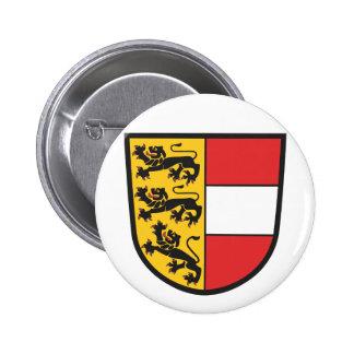 Carintia escudo de armas pin redondo 5 cm