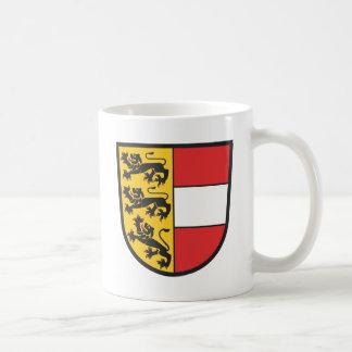 Carintia escudo de armas taza de café