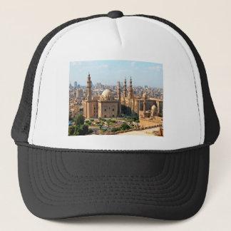 Cario Egypt Skyline Trucker Hat