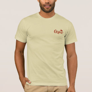 Carioca typography rio design T-Shirt