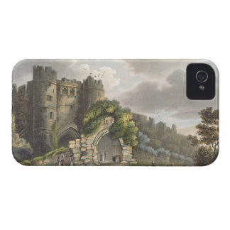 Carisbrook Castle, from 'The Isle of Wight Illustr iPhone 4 Case-Mate Cases