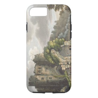 Carisbrook Castle, from 'The Isle of Wight Illustr iPhone 8/7 Case