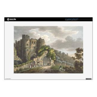 Carisbrook Castle, from 'The Isle of Wight Illustr Laptop Skin