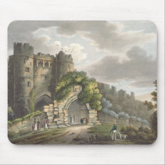 Carisbrook Castle, from 'The Isle of Wight Illustr Mouse Pad