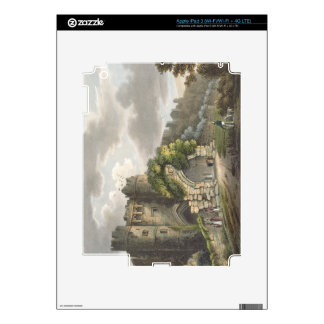 Carisbrook Castle, from 'The Isle of Wight Illustr Skins For iPad 3