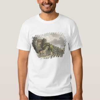 Carisbrook Castle, from 'The Isle of Wight Illustr T-shirt