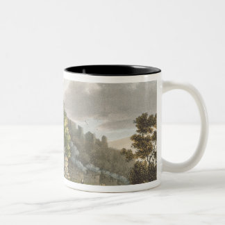 Carisbrook Castle, from 'The Isle of Wight Illustr Two-Tone Coffee Mug