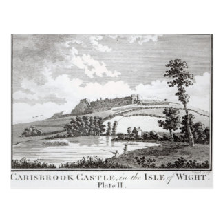 Carisbrook Castle, in the Isle of Wight Postcard