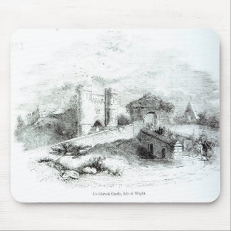 Carisbrook Castle, Isle of Wight Mouse Pad