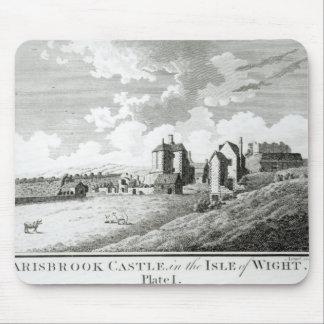 Carisbrook Castle, Isle of Wight, Plate I Mouse Pad