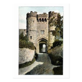 Carisbrooke Castle,Isle Of Wight 1905 Postcard