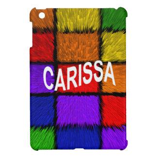CARISSA iPad MINI CASES