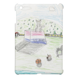 Carissa P Voboril Cover For The iPad Mini