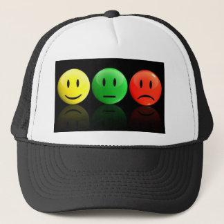 caritas trucker hat