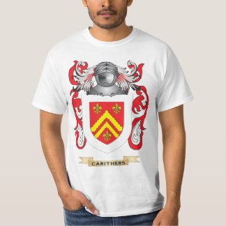 Carithers Coat of Arms (Family Crest) T-shirts