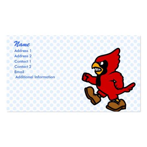 Carl Cardinal Business Card