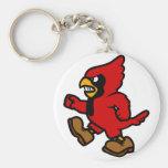Carl Cardinal Key Chains